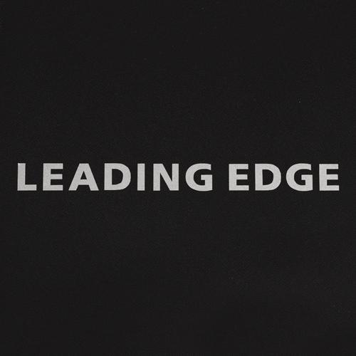 LEADING EDGE ステッカー
